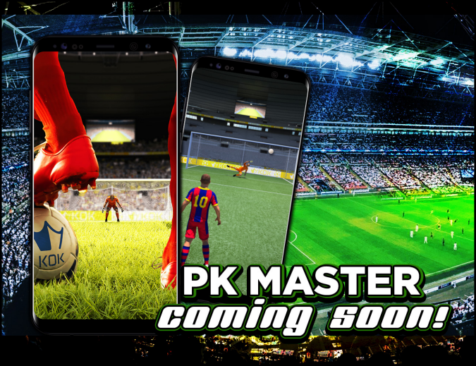[KOK PLAY]PK MASTER coming Soon!