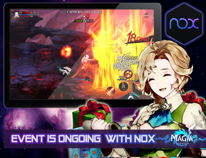 [KOK PLAY] Magia x Nox